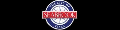 Seabrook Texas Seal