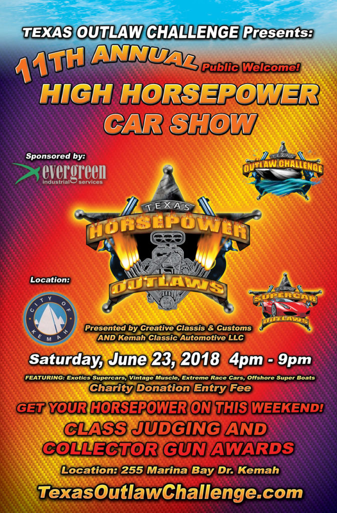 High Horsepower Car Show