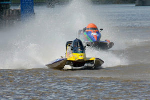 Texas Outlaw Challenge F1 Champ Boat Racing