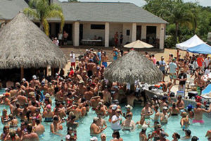 Kenny's Casa Pool Party